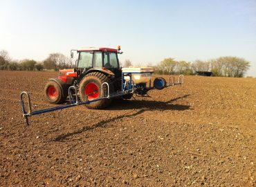 Avadex Spreading with 12m Boom