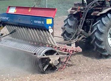 Small Seed Drill