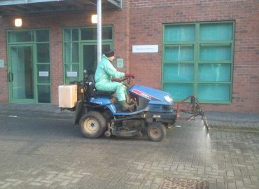 Weed Prevention on Block Paving